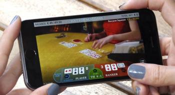 Play casinogames with mobile